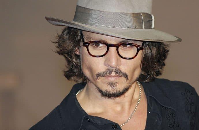 Johnny Depp Co-Editing Lost Woody Guthrie Novel