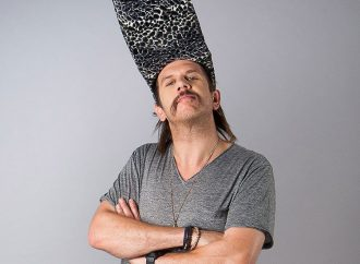 Jack Parow Launches New Comic 'Hier Kom Nou Kak'