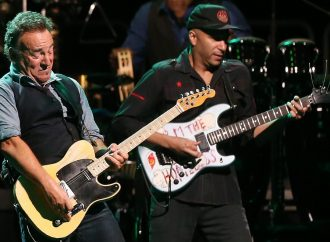 Bruce Springsteen Jams With Tom Morello on Newly Leaked Single