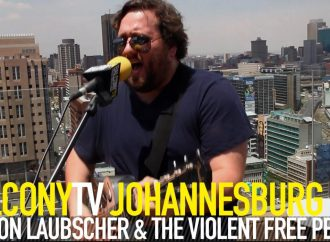 Basson Laubscher and the Violent Free Peace
