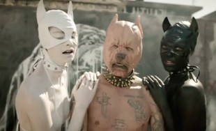Watch Die Antwoord's New Single 'Pit Bull Terrier'