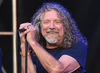 New Robert Plant Solo LP