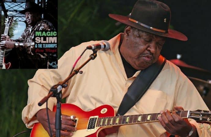 Blues Guitarist Magic Slim Dead at 75