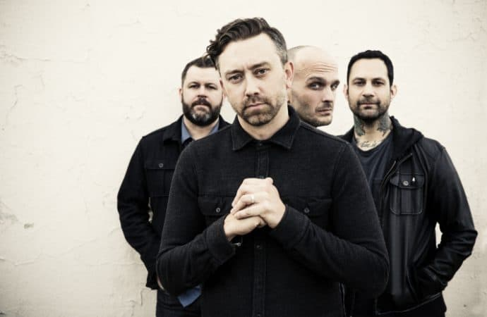 Rolling Stone Chats To Tim McIlrath From Rise Against