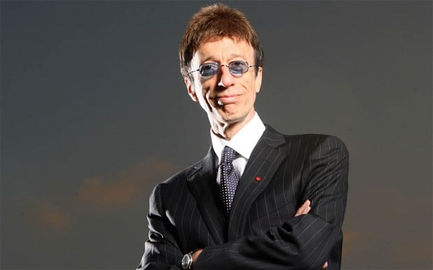 Robin Gibb, Bee Gees Co-Founder, Dead at 62