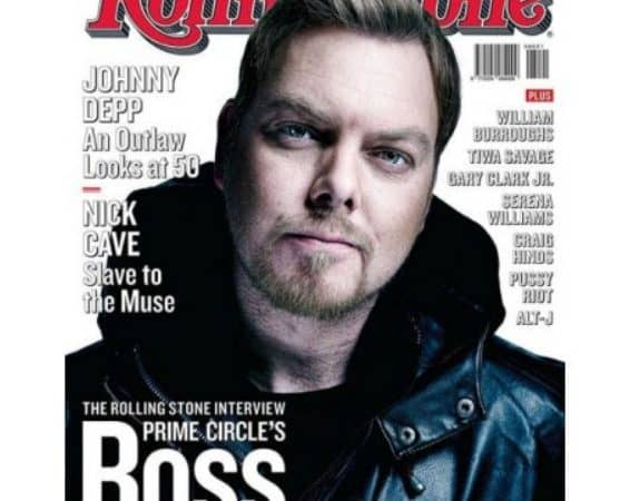 Prime Circle's Ross Learmonth: The Rolling Stone Interview