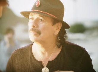 Santana Cuts Loose in New Song 'La Flaca'