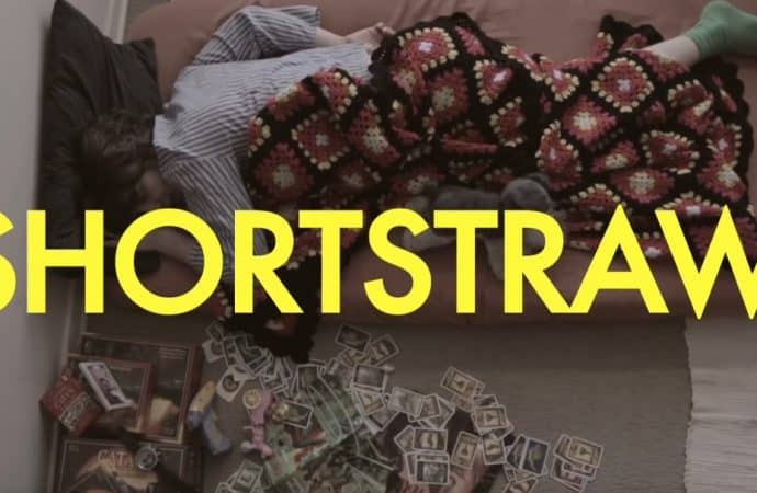 "Shortstraw – ""Couch Potato"""