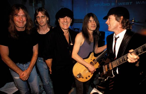 AC/DC Heading To Africa For Two Shows