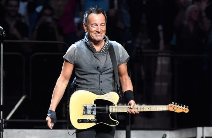 Report: Bruce Springsteen and the E Street Band Live At Bellville Velodrome