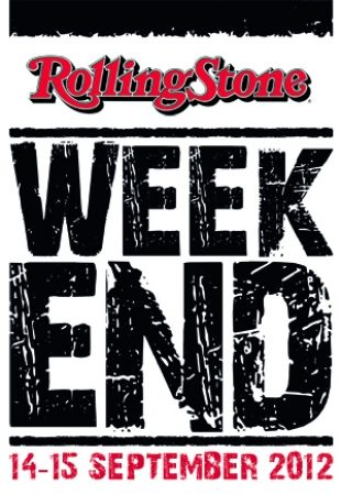 Rolling Stone Weekend: Full Line-up Details