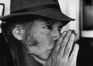 Exclusive: Neil Young 'A Letter Home'