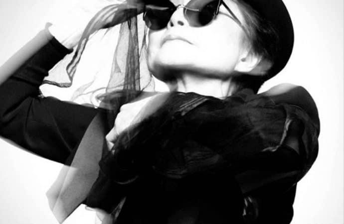 Yoko Ono Plastic Band